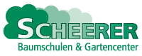 Scheerer Baumschulen Logo