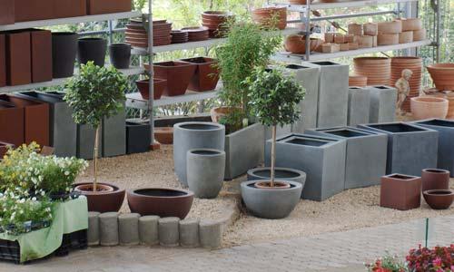 Scheerer Baumschulen & Gartencenter in Langenau/ Albeck, Baden Württemberg, Pflanzenmarkt, Produkvielfalt, Pflanzen, Bäume, Dekoartikel, Zubehör, Töpfe